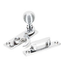 From The Anvil Beehive Sash Window Fastener Polished Chrome