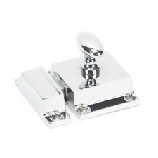 From The Anvil Cabinet Latch Polished Chrome