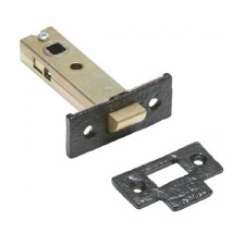 Kirkpatrick 5134 Tubular Mortice Door Latch Black
