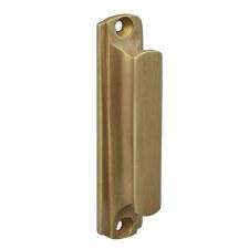 Croft 5206 Concave Cabinet Handle Light Antique Brass 130mm