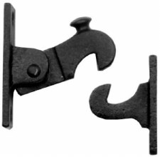 Kirkpatrick 582 Auto Door Holder 582 Antique Black