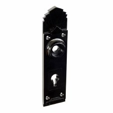 BROLITE 6080 Bakelite Backl-plate ONLY Black