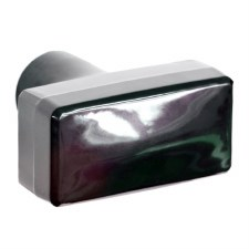 BROLITE 6119 Bakelite Tee-Shape Door Knob ONLY Black