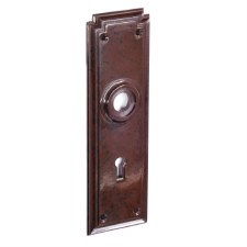 Brolux Bakelite 7050 Backplate Walnut