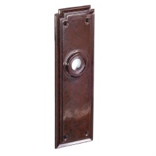 Brolux Bakelite 7055 Backplate Walnut