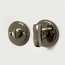 Turn and Release Polished Nickel