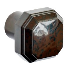 Brolux Bakelite 7150 Door Knob Walnut