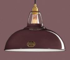 Coolicol Original 1933 Design Light Shade 23cm Metropolitan