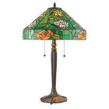 Interiors 1900 Agapantha Tiffany Table Light 74426