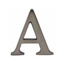 Heritage C1565 Letter A Matt Bronze