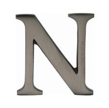 Heritage C1565 Letter N Matt Bronze