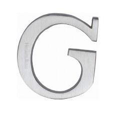 Heritage C1565 Letter G Satin Chrome