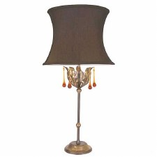 Elstead Amarilli Table Lamp Bronze Gold