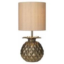 David Hunt ANA4263 Ananas Table Lamp Base