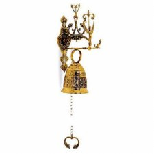 Patio Bell Brass