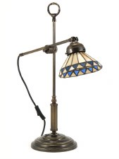 Adjustable Period Desk or Table Lamp