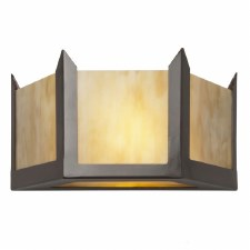 Hudson Wall Light Small Antiqued