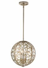Feiss Arabesque Mini Chandelier