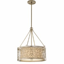 Feiss Arabesque Ceiling Pendant Chandelier