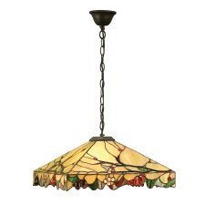 Interiors 1900 Arbois Tiffany Ceiling Pendant Light