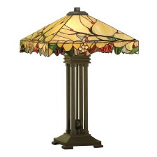 Interiors 1900 Arbois Tiffany Table Lamp