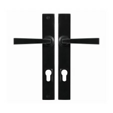 Stonebridge Arundel Multipoint Entry Lock Door Handles Armor Coat Flat Black