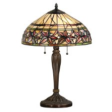 Interiors 1900 Ashtead Tiffany Table Lamp