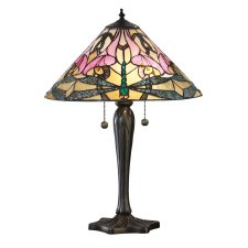 Interiors 1900 Ashton Tiffany Table Lamp
