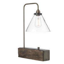 David Hunt ASP4229 Aspen Table Lamp
