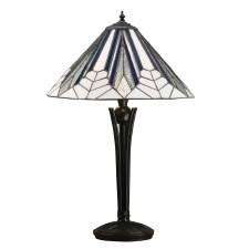 Interiors 1900 Astoria Tiffany Table Lamp