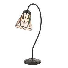 Interiors 1900 Astoria Tiffany Table Light 74364