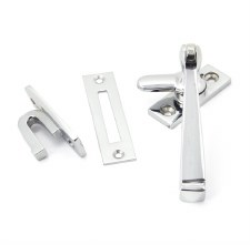 From The Anvil Avon Window Handle Polished Chrome