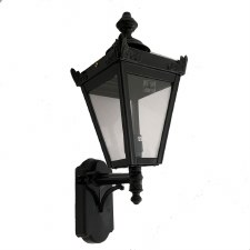 Avon Outdoor Wall Light Black