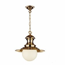 David Hunt EP0164 Baby Station Ceiling Pendant Light Copper