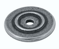 Genuine Pewter Back Plate For Cupboard Knobs PBP009