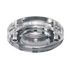 Bathroom Downlights Glass Circular