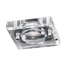 Bathroom Downlights Glass Square