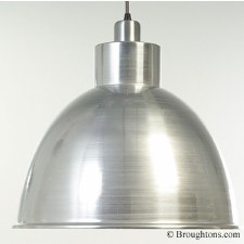 Bay Ceiling Pendant Light Aluminium