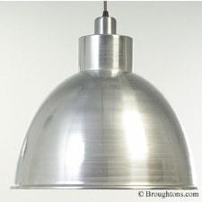 Bay Ceiling Pendant Light Aluminium