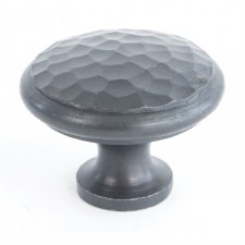 From The Anvil Beaten Cupboard Knob Beeswax Large