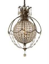 Feiss Bellini 3 Light Chandelier