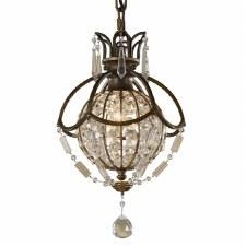 Feiss Bellini Mini Ceiling Pendant Light