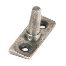 From The Anvil Bevel Window Stay Pin Antique Pewter