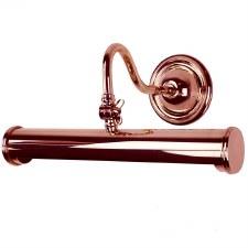 Blenheim Tube Picture Tube Light 340mm Copper
