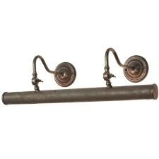 Blenheim Tube Picture Light 640mm Antique Brass