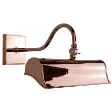 Blenheim Trough Picture Light 315mm Copper