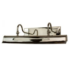 Blenheim Trough Picture Light 615mm Polished Nickel
