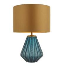 Bockhampton Table Lamp Matt Antique Brass