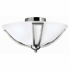 Hinkley Bolla Flush Ceiling Light