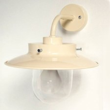 Bradford Outdoor Wall Light Cream